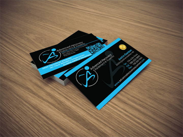 medical equipment business card medical business card design graphics for doctors - Medical Business Cards